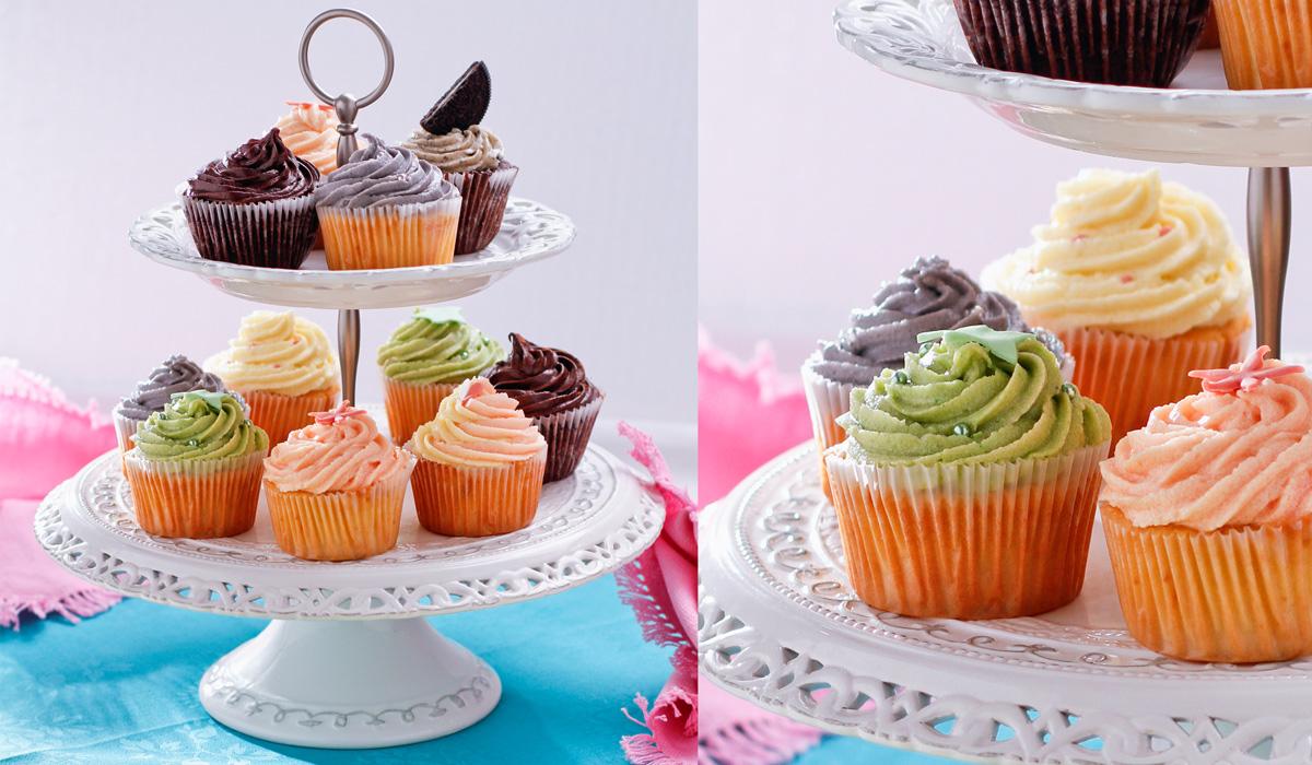 cupcake setr