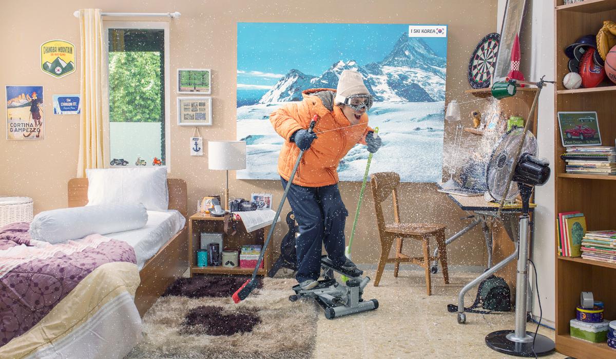 Ski Holiday Compose original ratio
